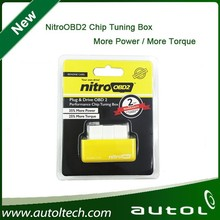 NitroOBD2 Diesel Car Chip Tuning Box Plug and Drive OBD2 Chip Tuning Box More Power / More Torque Nitro OBD2 Chip Tuning