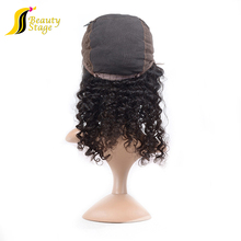 Chian cheap double drawn jewish kosher human hair wigs in ethiopia,9a grade deep wave full lace wig,full head wigs men