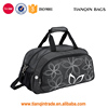 High Quality Fashionable Flowers Pattern Sports Gym Tote Bag Travel Bag For Man And Woman