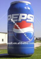 10ft Inflatable pepsi Can