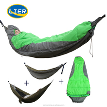 Hot Selling Multi-function Easy Foldable winter hammock winter sleeping bag
