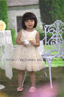 NEW ARRIVAL ! 2014 new fashion high quality baby girl frill dress