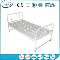 MINA-MB1502 home care nursing flat iron medical bed