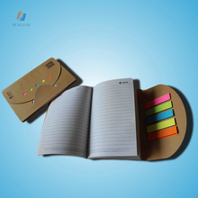 Brown paper cover customize notenook <strong>printing</strong>