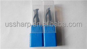 carbide square end mill,carbide flat end mill,USSHARP end mill