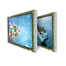 IR touch / capacitive touch open frame 21.5 inch game monitor