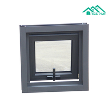 Aluminium awning windows with crank handle for kitchen