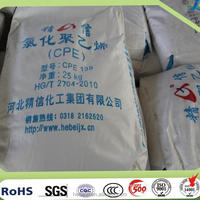Chemical Raw Material Chlorinated Polyethylene Impact