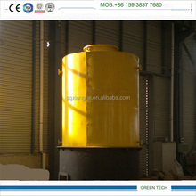 waste oil recycling to diesel oil machine with CE