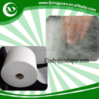 pp spun bond non woven fabrics used for the surgical mask