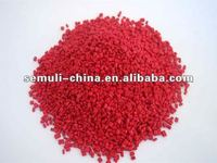 FDA plastic high-density red color masterbatch producer for PE film, PP, PS, AS, ABS, PP-R, PET