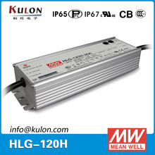 Mean Well LED Diver HLG-120H-36A 120W 36V Multi Output Industrial Dc Switching Power Supply