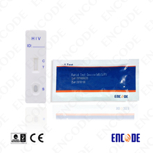 Human Immunodeficiency Virus rapid test / One touch HIV test kit / Clinical lab reagents