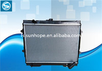 High-efficiency auto radiator mpv 9920 FOR mazda radiator