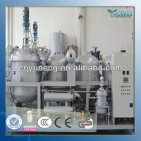 YNZSY sereis used and waste oil sludge treatment machine