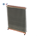 Manufacturers latest design and production of first-class fin-type water-cooled radiator