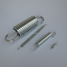 Stainless Steel Extension Hooks Coil Spiral Spring Manufacturer