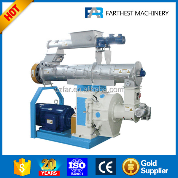 CE and ISO Certified Rabbit Fodder Pellet Making Machine
