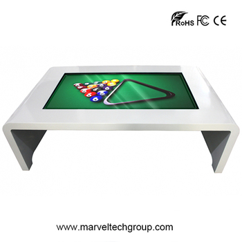 32 Inch Capacitive interactive multi touch table with touch screen