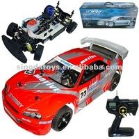 Heng Long 3850-1 1 10 Scale 18 Engine 4WD RC Car Nitro