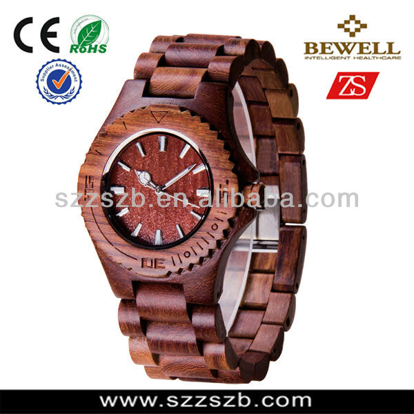 China wooden watches manufactuer
