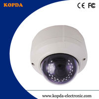 ceiling-mounted dome ip camera 5MP 2.8~12mm varifoca lens Vandalproof Day&Night indoor/outdoor Support two-way voice
