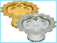 "Handicraft Accessories-W14"" x H6.5"" Dulang Hantaran"