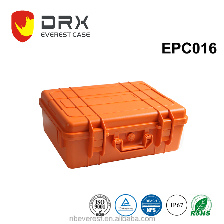 Ningbo everest EPC016 IP67 hard plastic waterproof military case