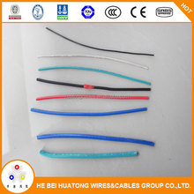 AWG 3 PVC Insulation Nylon Sheath Electrical THWN Wire Building wires