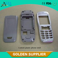 OEM ABS, injection mould making plastic mobile phone case shell