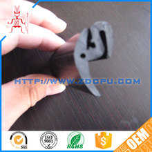 Customized extruded rubber strip for car window