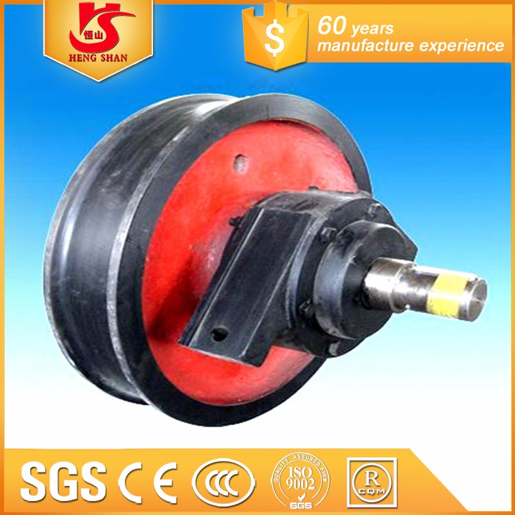 Economic Prices transfer cart Rail Wheel for sale