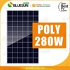 Renewable energy 2017cheap price high efficiency poly solar panel 280w 270w