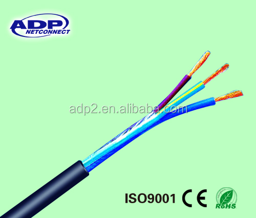 Shenzhen Supplier ADP 3 Core 2.5mm Electrical Cable with Best Price