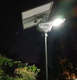 Wide Area Lighting Led Solar Lamps 30W Street Garden Light