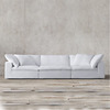 Modern Style Different Color Soft Sofa