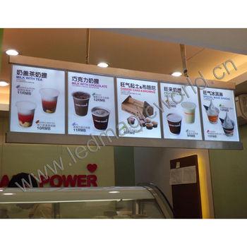 Chino Cafe Menu