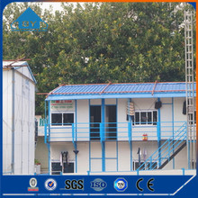 New Design Steel Sandwich Panel Prefabricated House