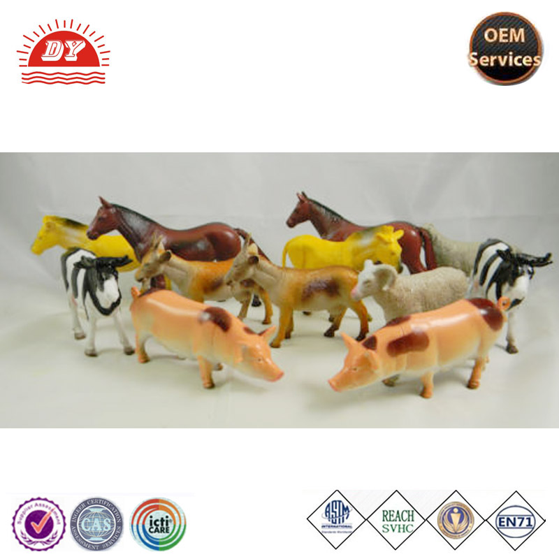 cheap wholesale promotional plastic turkey toy / plastic toy turkey