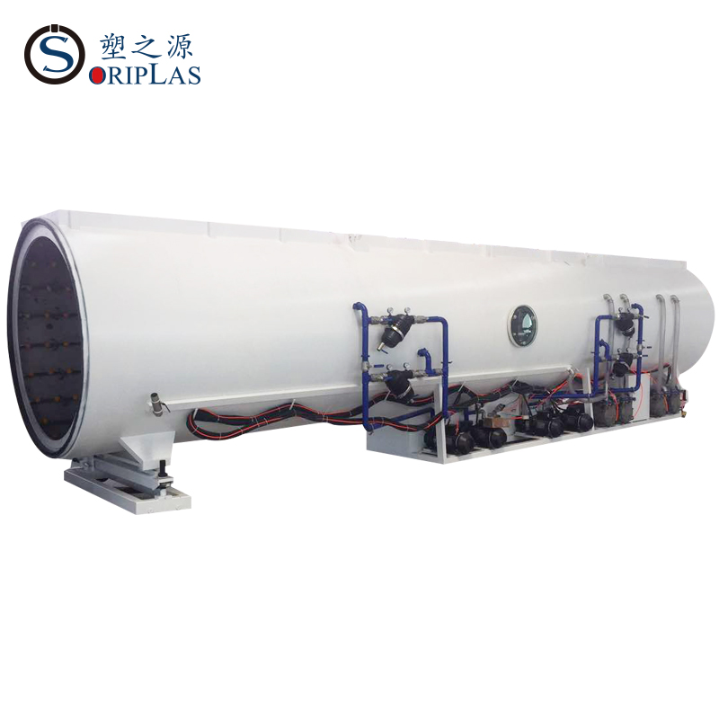 Polystyrene Prefabricated Directly Buried Insulation PVC Tube/Pipe Production Machine Line