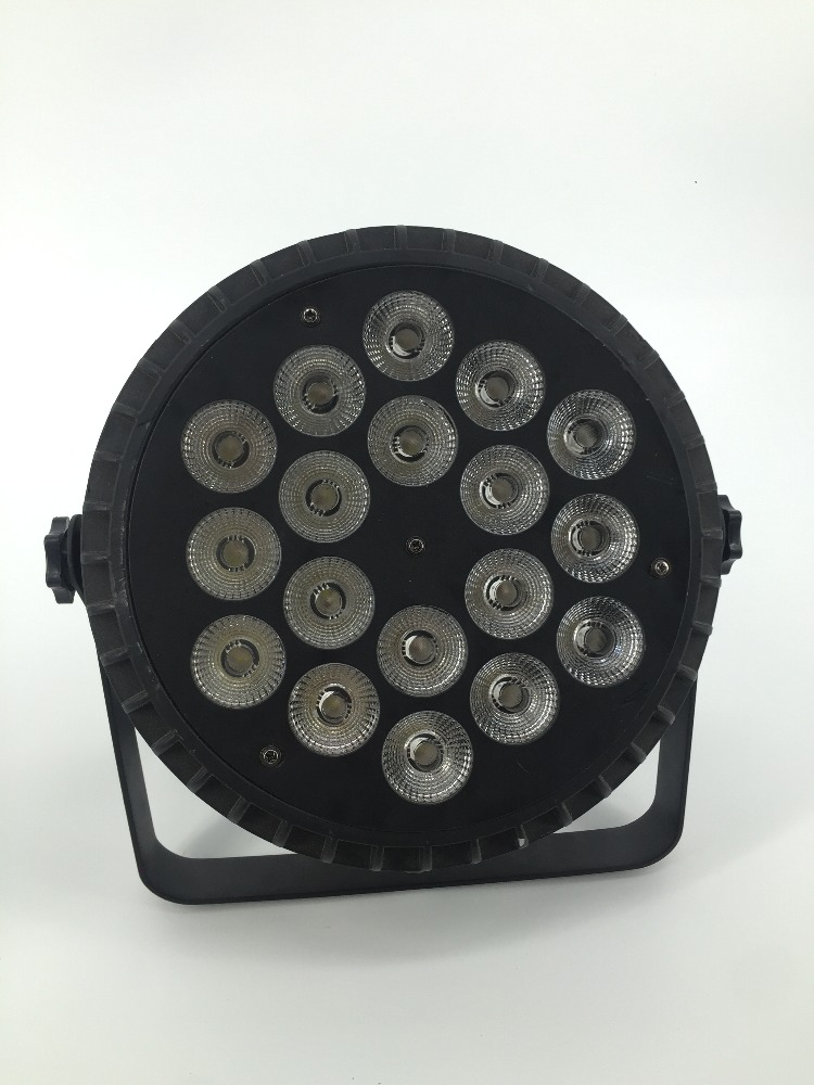 18x15W RGBWA Aluminum LED Par 64 Light