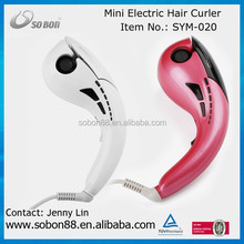 portable automatic hair curling iron hair curler wand