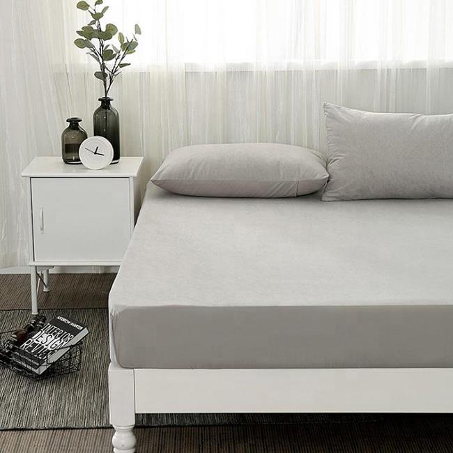 China jiaxing factory waterproof binding mattress protector/bedcover - Jozy Mattress | Jozy.net