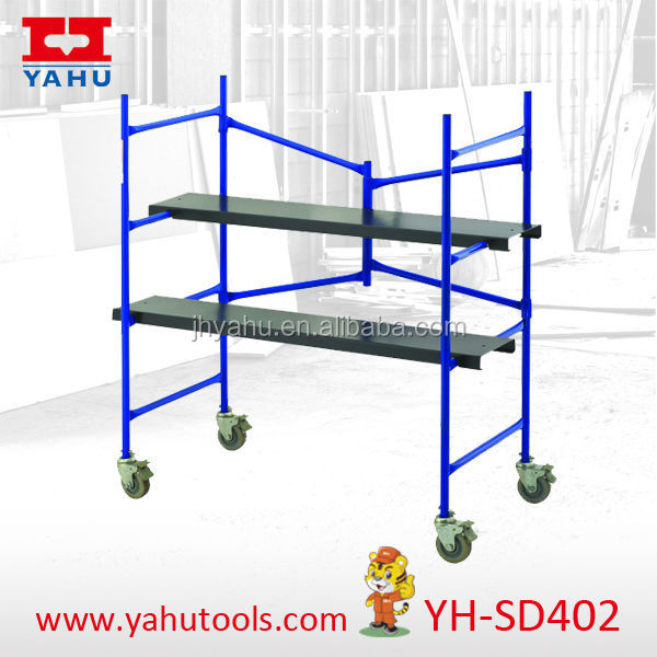 Folding scaffold prices ring lock