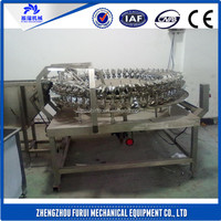 Hot sale egg breaker and separation machine/egg processing equipment