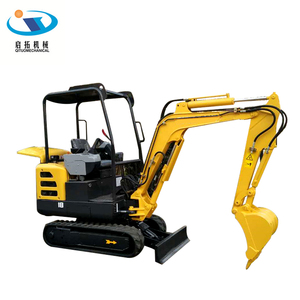 1ton hydraulic small mini excavator