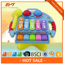 Kids toy musical instrument knock organ piano xylophone toy