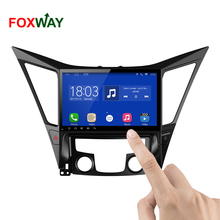 FOXWAY wholesale all in one for hyundai sonata in dash car gps navigation system