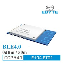 Ebyte E104-BT01 2.4GHz CC2541 ibeacons wireless bluetooth module