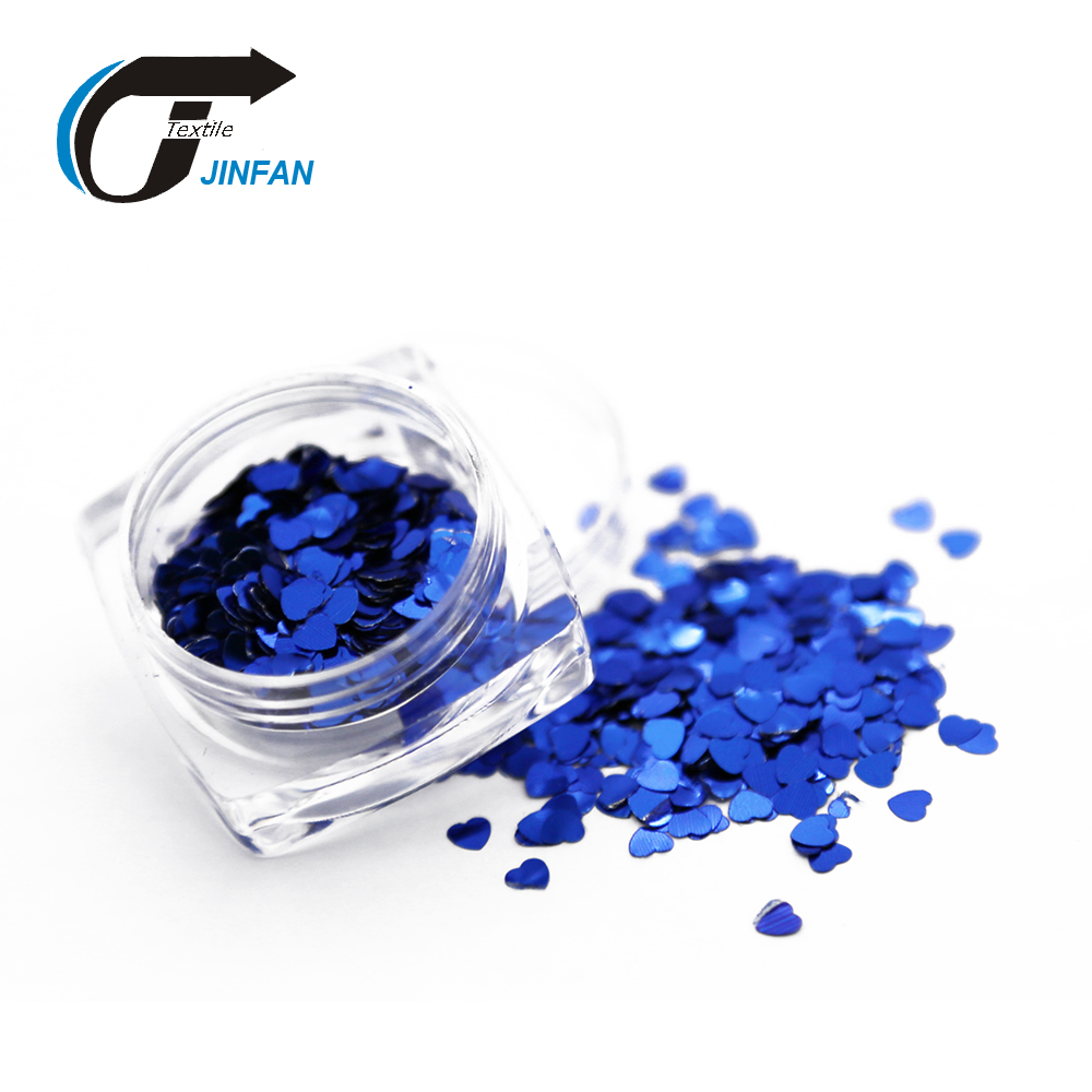 colorful solvent resistant wholesale bulk sequins flake/star/moon/heart makeup/nail/eye pigment glitter